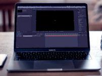 [初心者向け]AfterEffectsでコンポジションに平面を作るまでのイメージ画像
