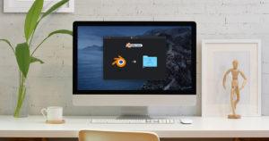blenderのインストール方法のイメージ画像