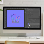 【blender2.81】Photoshopで簡単にノーマルマップを作成する方法のイメージ画像