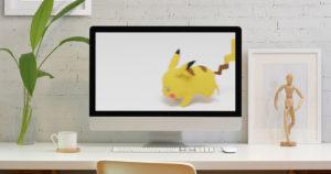 【blender2.8】パスに沿って走らせる方法(パスアニメーション)のイメージ画像