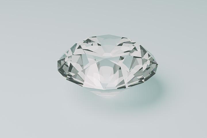 【blender2.8】ダイヤモンドを生成してキレイに書き出す方法の画像13
